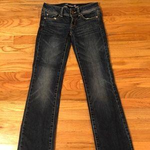 American Eagle Slim Bootleg Jeans